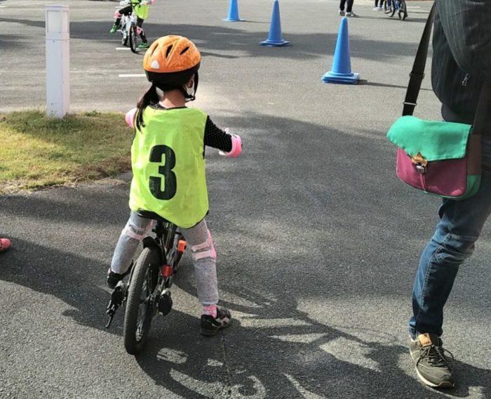 小学生からでも練習次第で自転車に乗れるようになる