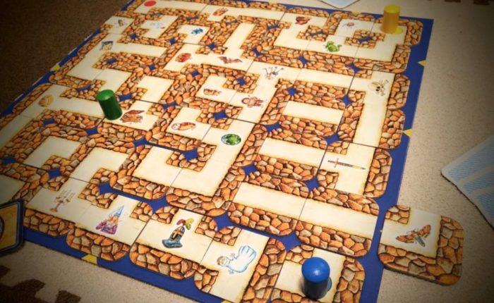 ボードゲーム ラビリンス